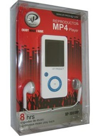 XP Products MP4-Player-1001MP-4GB
